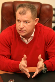 Рахманин Сергей Анатольевич - генеральный директор коллекторской компании «РусБизнесАктив».